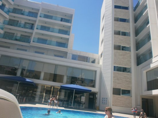 Blue Bay Platinum Hotel : une partie de l hotel