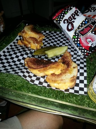 Food Shark Museum of Electronic Wonders & Late Night Grilled Cheese Parlour