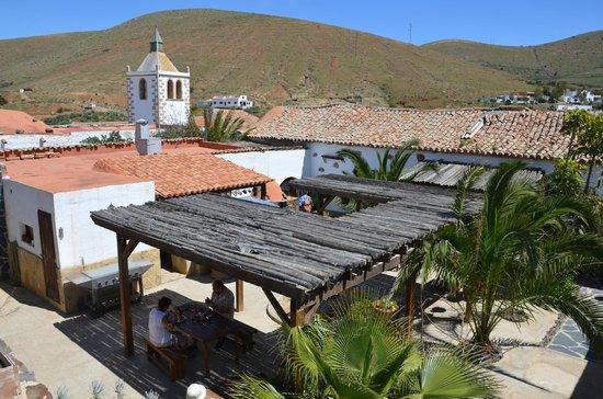 Casa Princess Arminda Restaurant vue de la terrasse