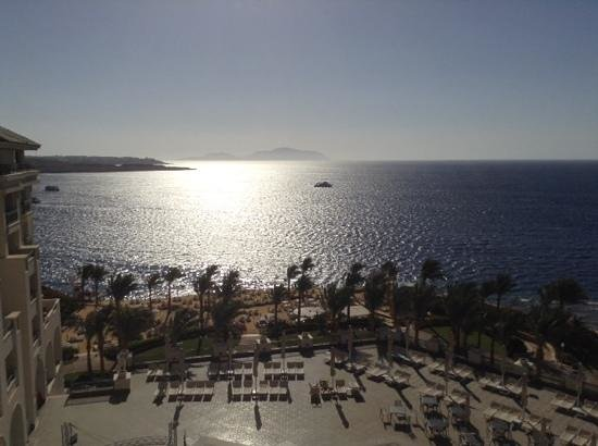 Stella Di Mare Beach Hotel & Spa: view from our room