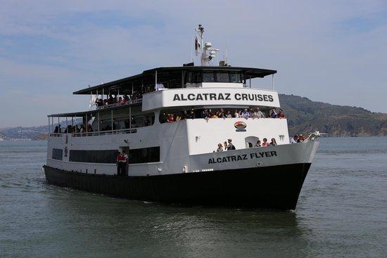Île d'Alcatraz : Alcatraz