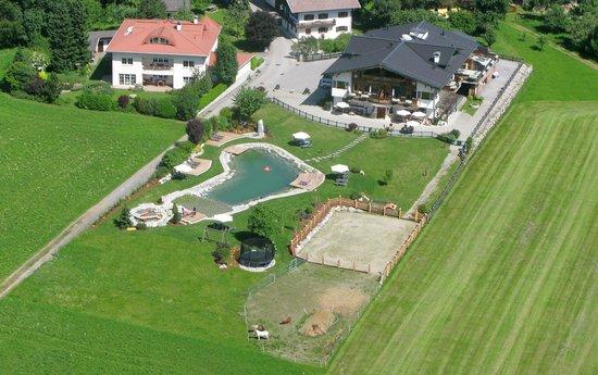 Aparthotel Stacherhof: Luftaufnahme