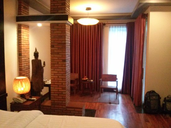Diamond D'Angkor Boutique: Room