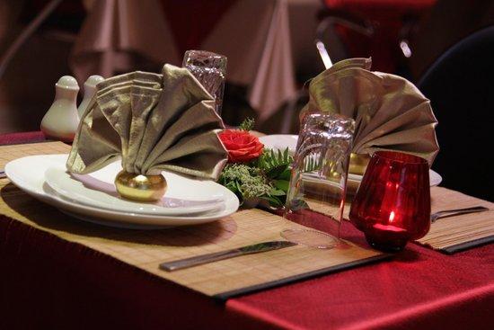 Hotel Belle Vue : restaurant