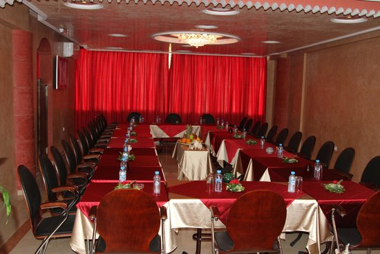 Hotel Belle Vue : meeting room