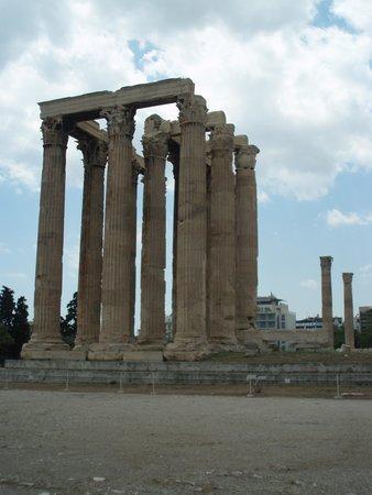 Temple of Olympian Zeus : Templo de Zeus