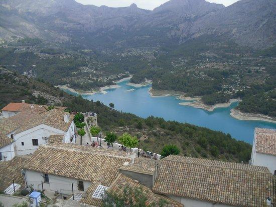 Valle del Guadalest: окрестности Гуаделеста