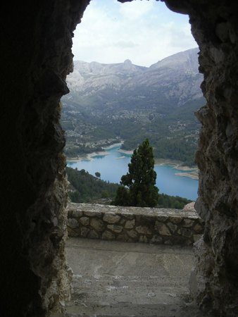 Valle del Guadalest: Гуадлест