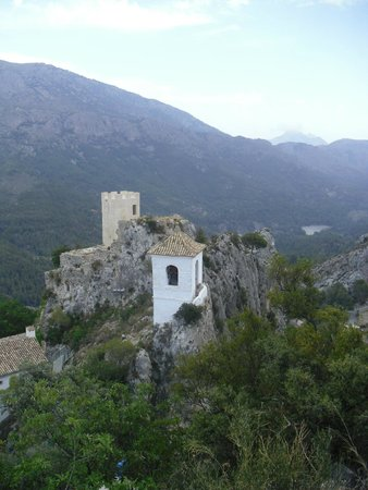 Valle del Guadalest: Гуаделест