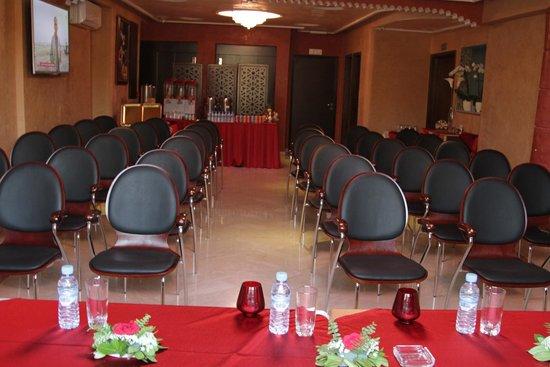 Hotel Belle Vue : meeting room