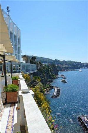 Hotel Parco dei Principi: Costa Sorrentina