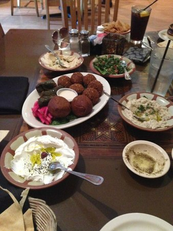 Photo of Middle Eastern Restaurant Byblos Cafe at 2832 S Macdill Ave, Tampa, FL 33629, United States