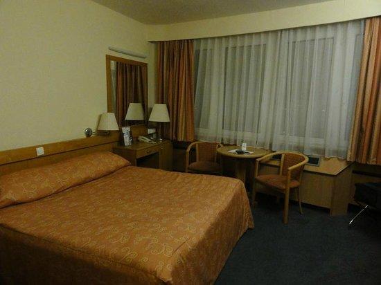 Hotel Budapest: Room