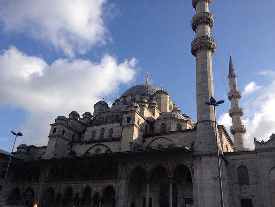 Distrito Sultanahmet: Mesquita Azul, uma das referências a não perder ! :)