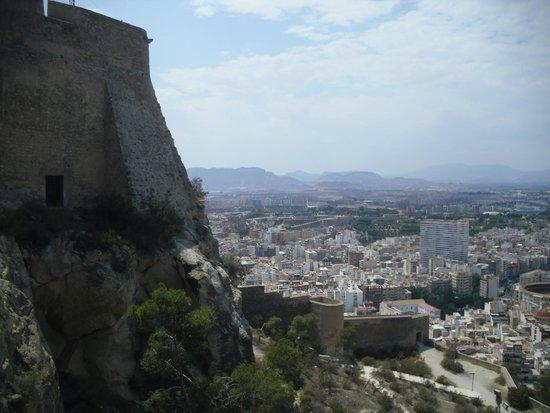 Castillo de Santa Bárbara: Санта-Барбара