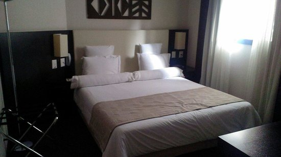 Royal Jardins Hotel: Adequate room, good stay overall.