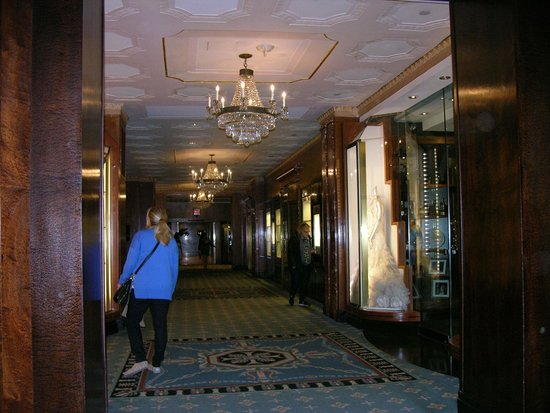 Waldorf Astoria New York: Recepcion