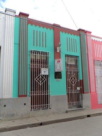 Casa Caridad: Vstupní dveře