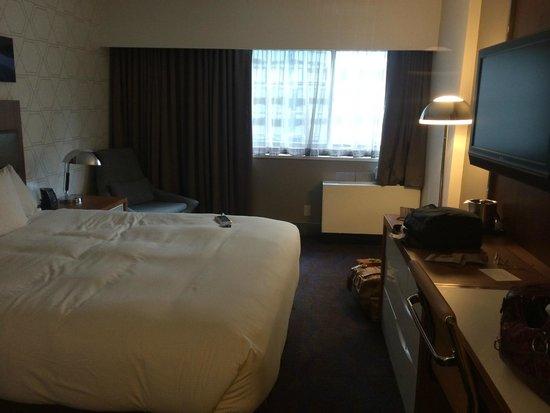 Doubletree Hotel Metropolitan - New York City: King hotel room 2
