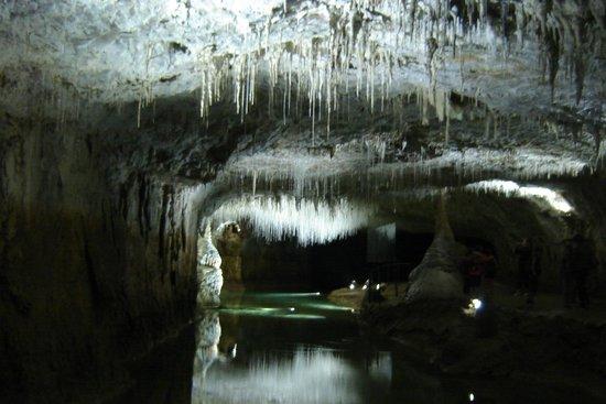 Grotte de Choranche : Fistules
