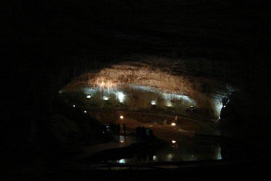 Grotte de Choranche : Grotte