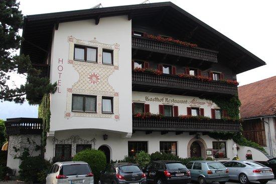 Aldranser Hof : Front