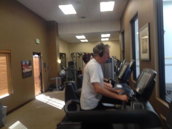 Grand Hyatt Denver Downtown : Workout facility
