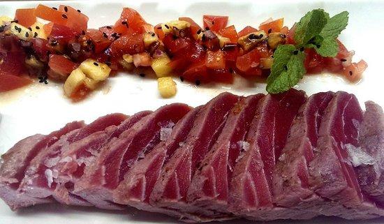 La Industrial: Tataki de Atún rojo