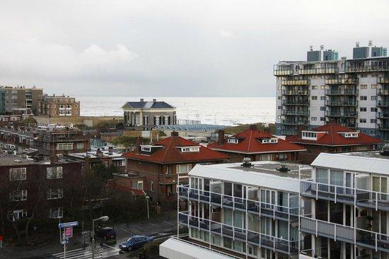 Ibis Den Haag Scheveningen: Вид с балкона номера