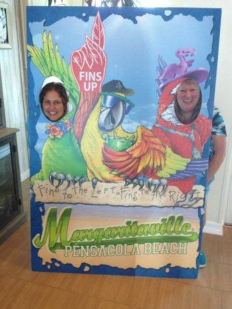 Frank and Lola Love Pensacola Cafe: Pensacola Beach, Margaritaville, Frank & Lola's