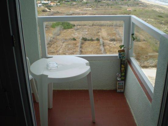 Hotel Playas de Guardamar: Terraza de la habitacion