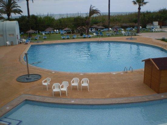 Hotel Playas de Guardamar: Piscina