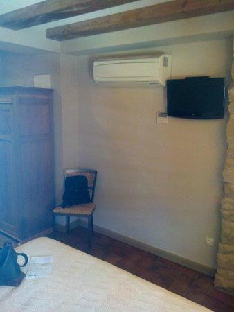 Hotel El Cerco: habitacion