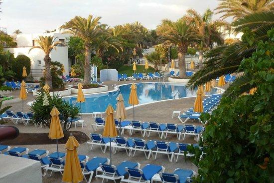 Suite Hotel Atlantis Fuerteventura Resort : From our room