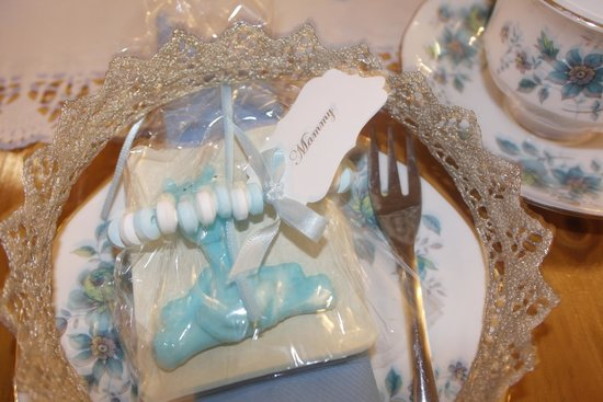 The Old Vestry Tearooms: Baby Shower