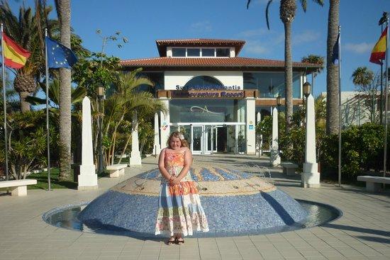 Suite Hotel Atlantis Fuerteventura Resort : The Hotelm Front