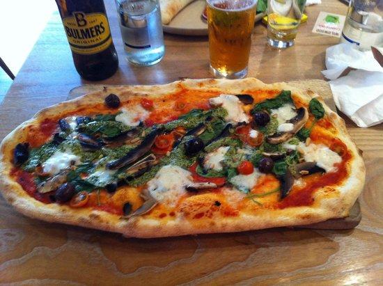 Wildwood: Pizza