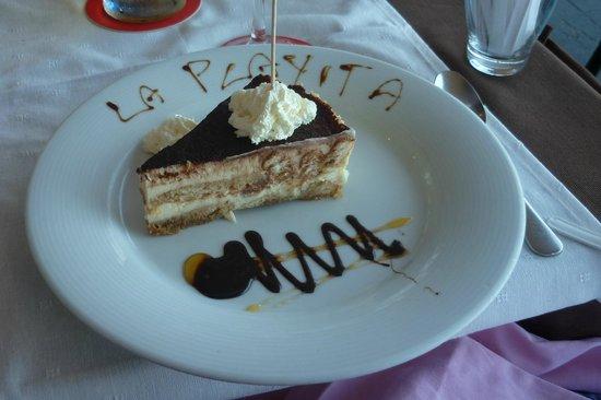 Suite Hotel Atlantis Fuerteventura Resort : La Playita Pudding!