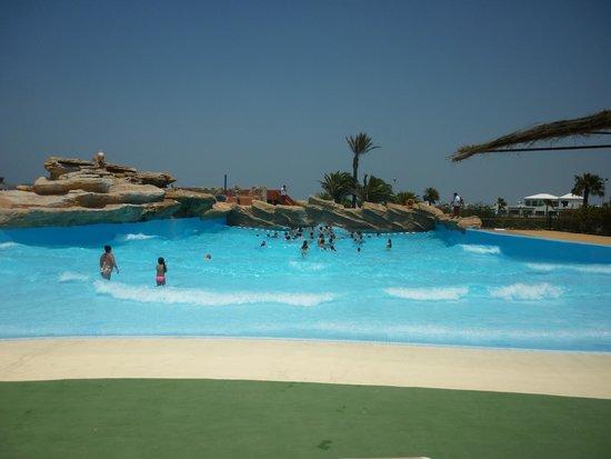 Suite Hotel Atlantis Fuerteventura Resort : Bako Waterpark