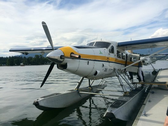 Harbour Air Seaplanes: Our DHC-3T Otter C-GOPP