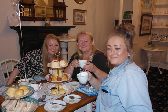 The Old Vestry Tearooms: Baby Shower Afternoon Tea