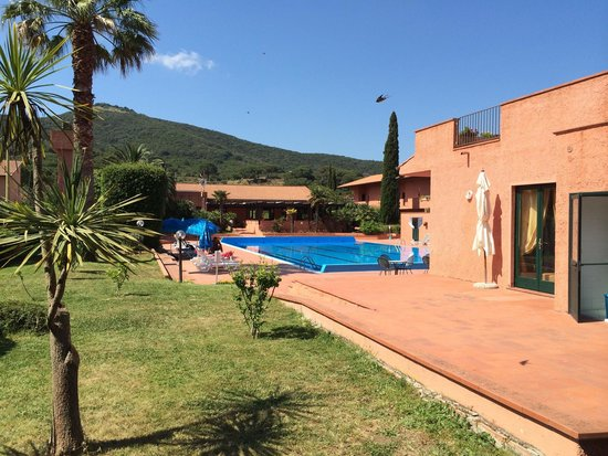 Villa San Giovanni Residenza Hotel : Piscina