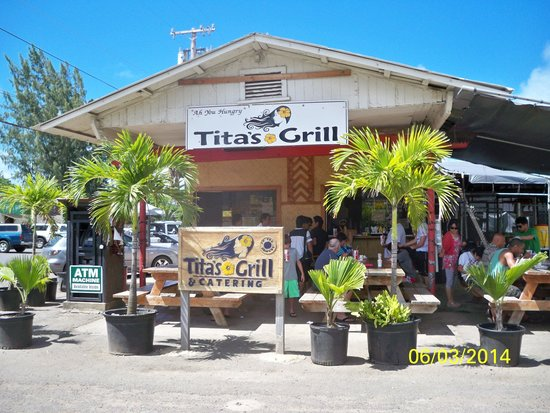 Tita's Grill & Catering : Lunch