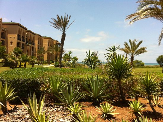 Mazagan Beach & Golf Resort: site hôtelier