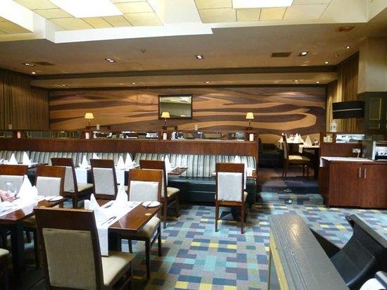 Park Hotel & Leisure Centre: Restaurant