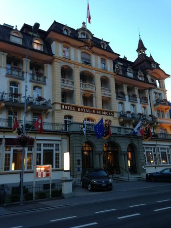 Hotel Royal St. Georges Interlaken - MGallery Collection: hotel