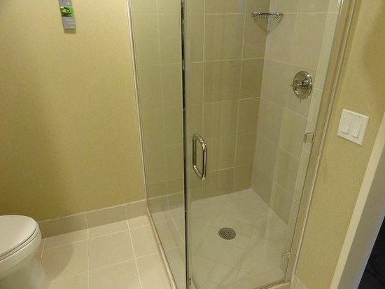Renaissance Las Vegas Hotel: Separate Shower