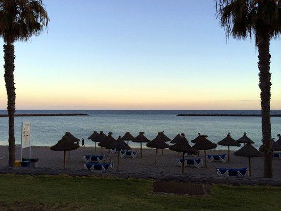 Cleopatra Palace Hotel : Playa del Camison