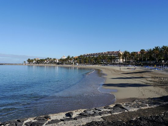 Cleopatra Palace Hotel: Playa del Camison