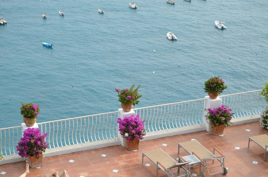 Hotel Marincanto : Sea view from room